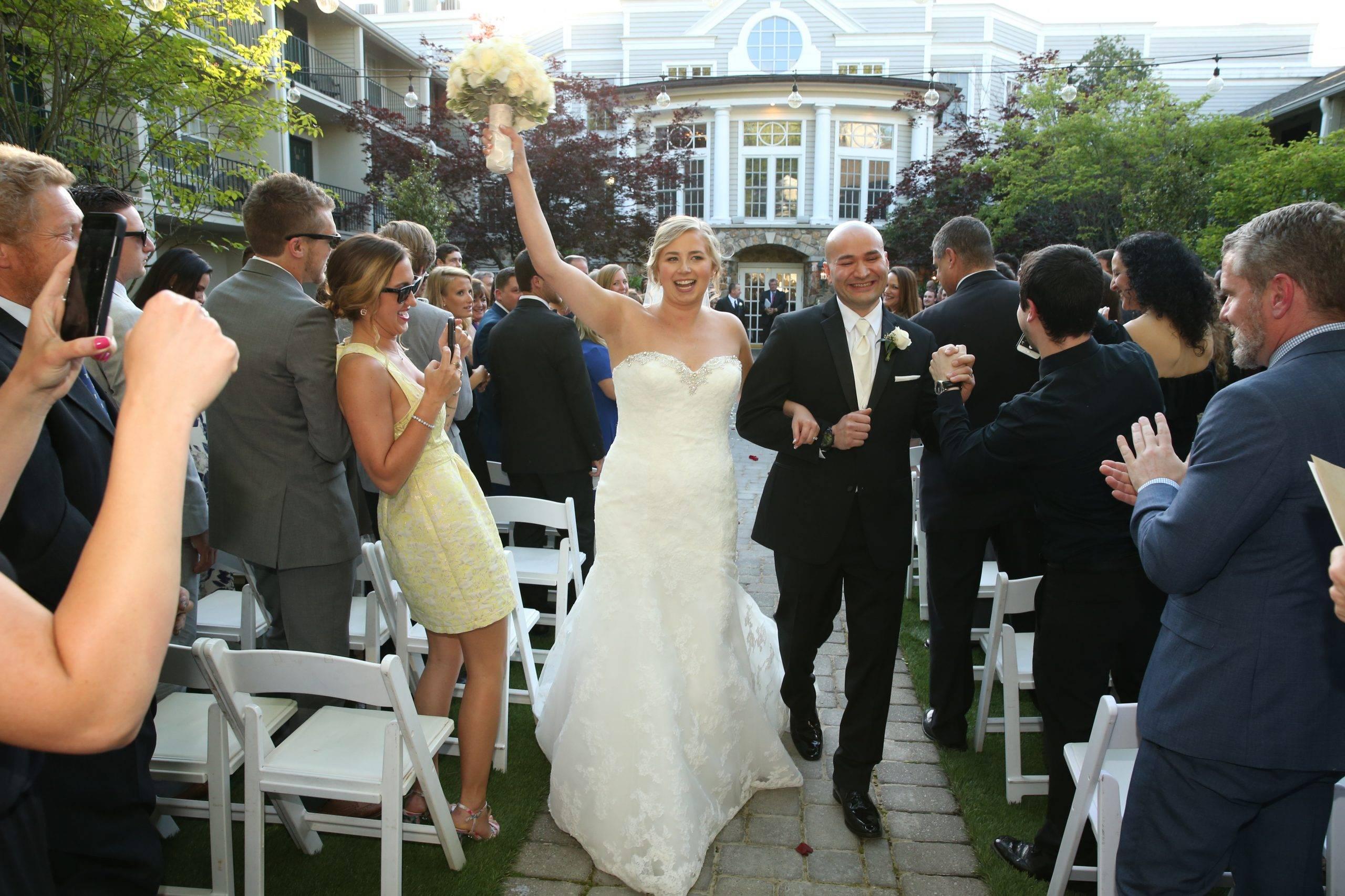Olde Mill Inn just married