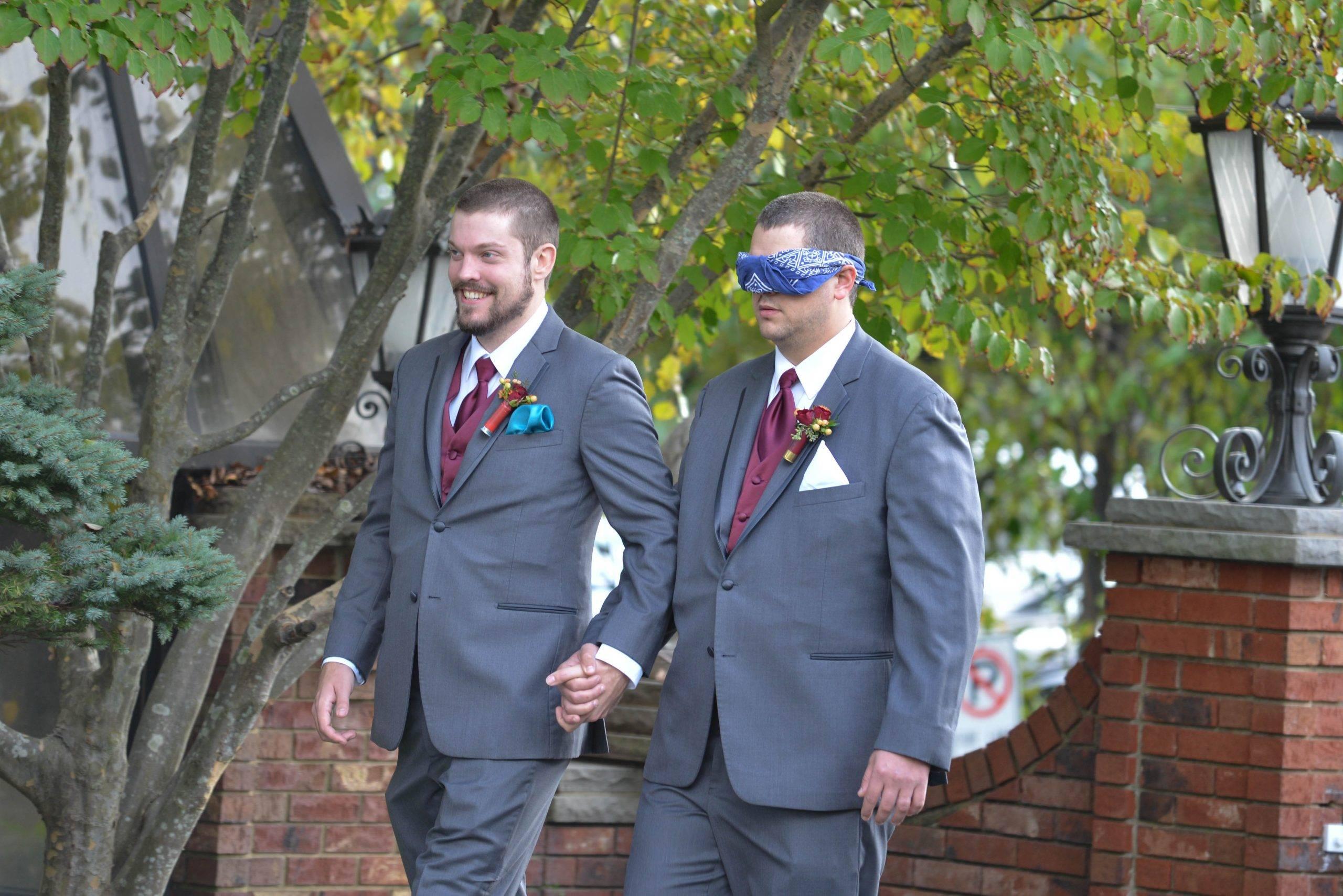 Birchwood Manor groom