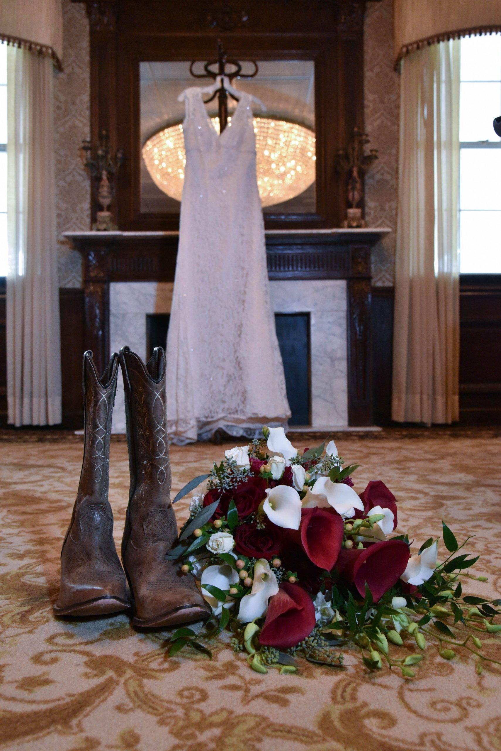 Birchwood Manor wedding dress
