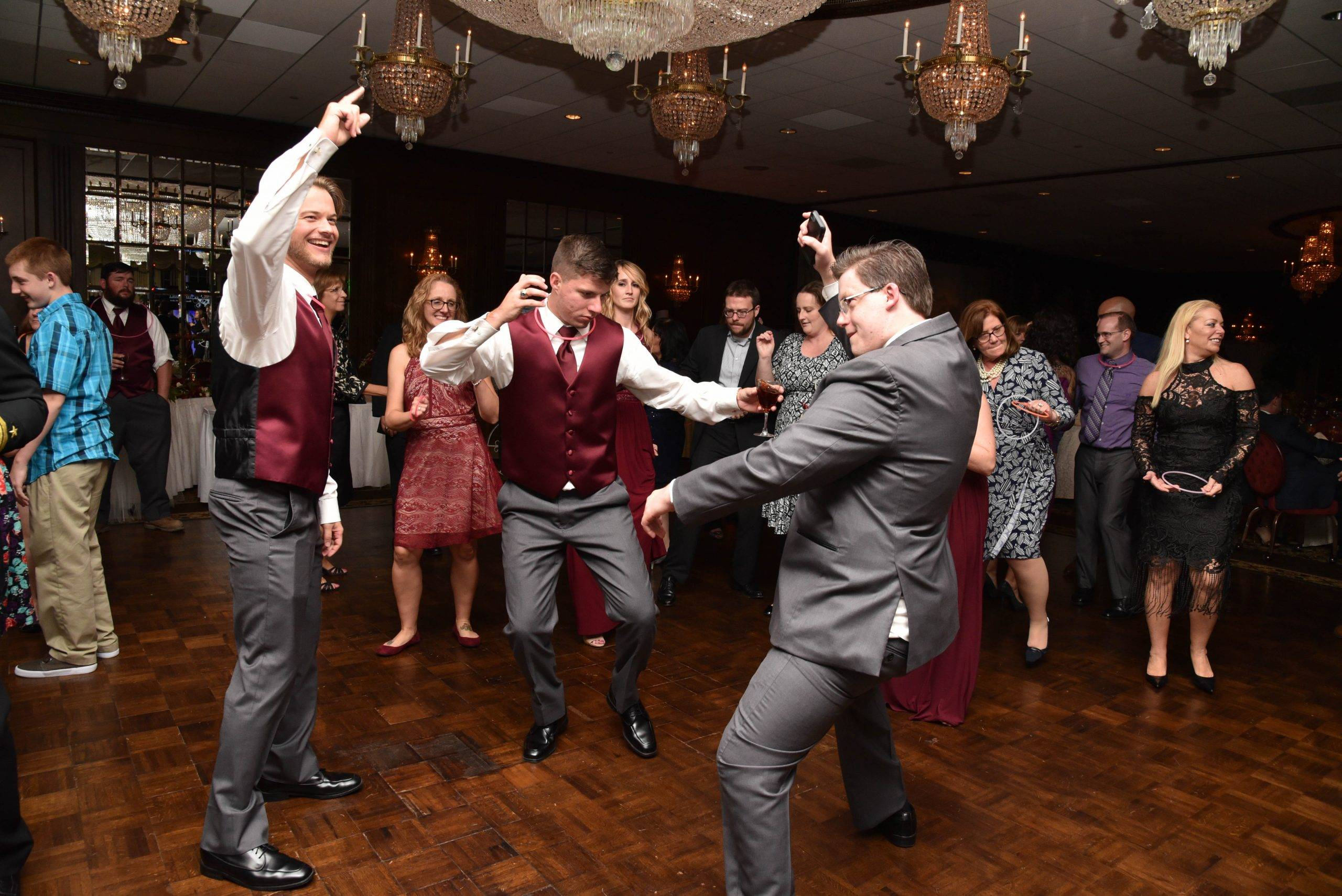 Birchwood Manor dancing